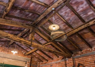 Restauro tetti e interni
